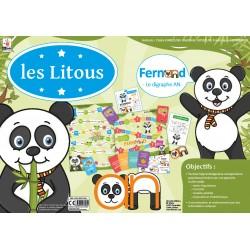 Les Litous : Fernand - le digraphe AN