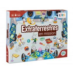Extraterrestres en mission