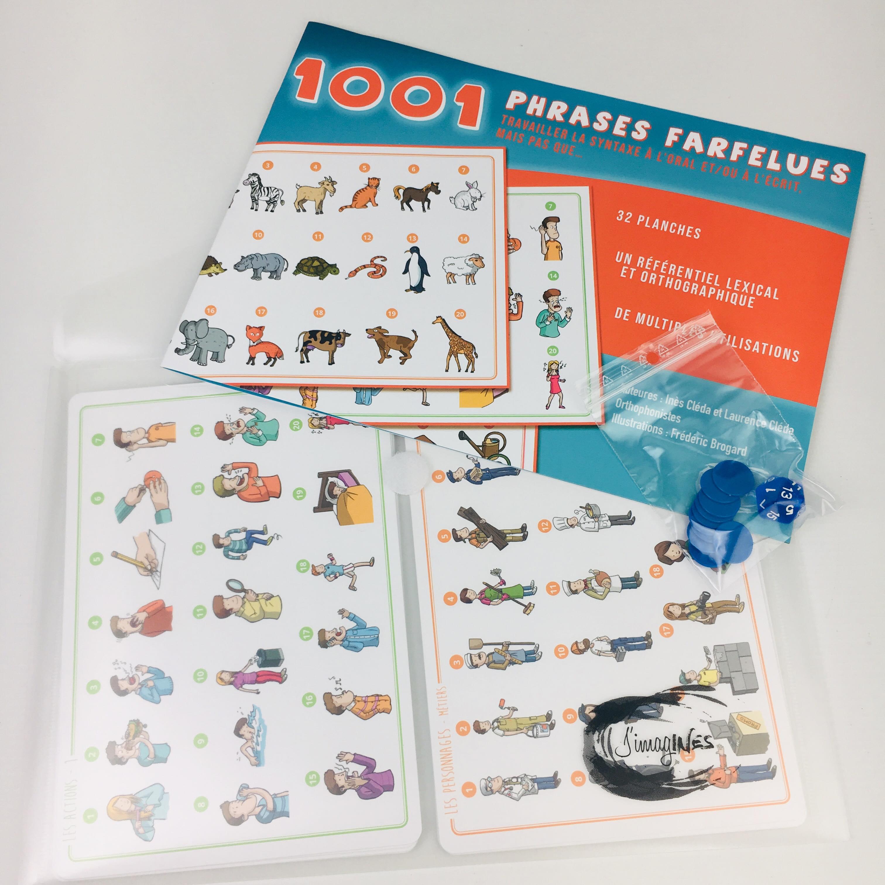 1001 phrases farfelues