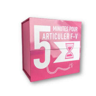 5 minutes pour articuler /F-V/