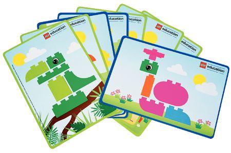 Animo bingo - LEGO Education