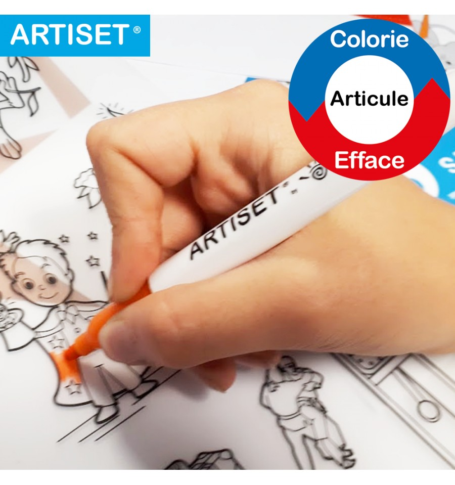 ARTISET® - Articulation du S