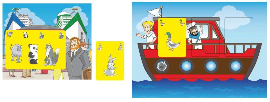 Les bateaux des sons