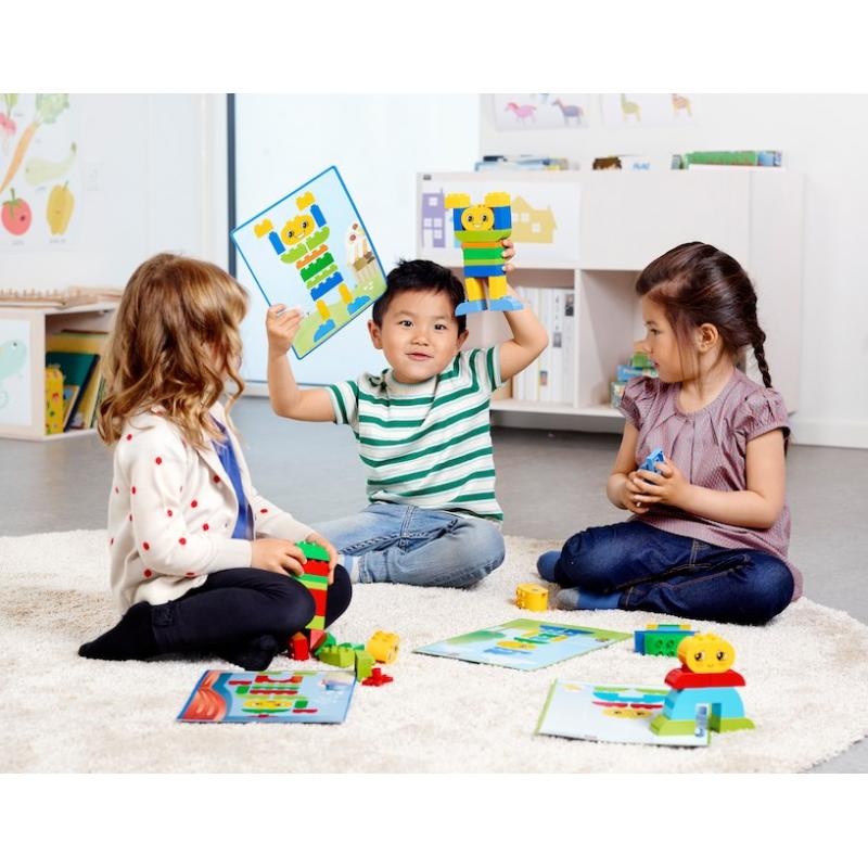 Construis tes Émotions - LEGO Education