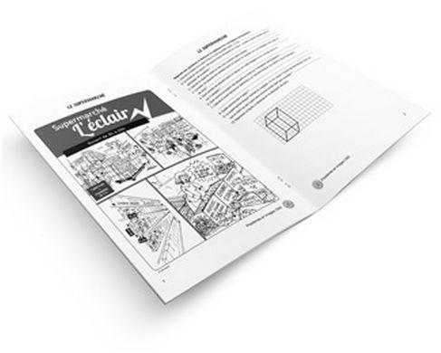 Mon cahier problèmes en images - CM2 (lot de 5)