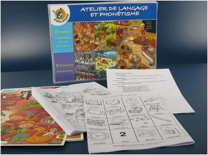 Atelier langage petit modèle