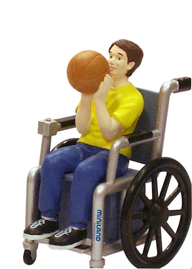 Figurines avec handicap