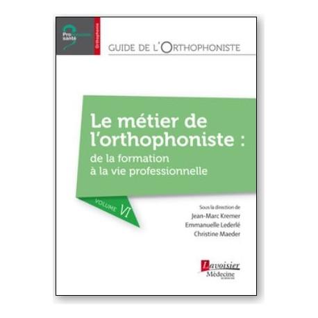 Guide de l'orthophoniste (coffret de 6 volumes)