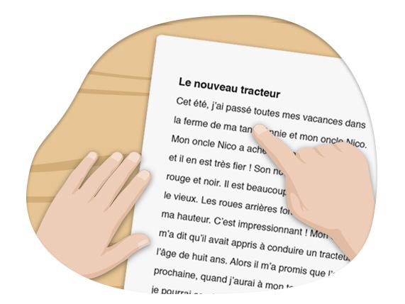 Textes Fluence - La ferme