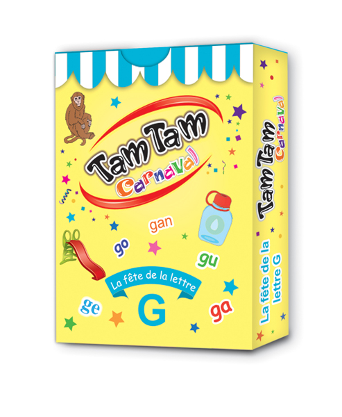 Tam Tam Carnaval , La fête de la lettre G
